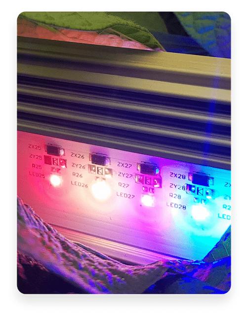 Spectra Blade Grow Lamp Series