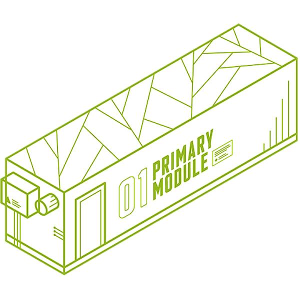 Modular Farms primary module