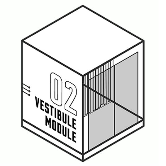 Modular Farms vestibule module