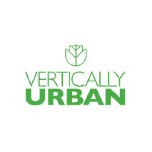 vertically urban logo